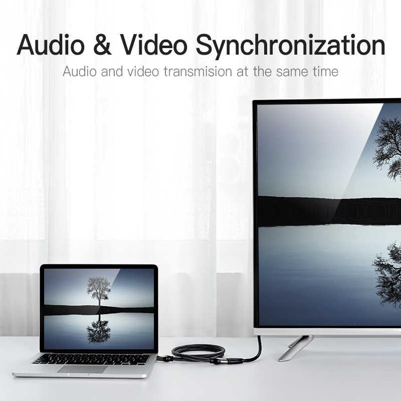 Convenio HDMI 1m Cable de extensión de 1,5 m 2m 3m 5m macho a prolongador hembra Cable HDMI 1080P 3D 1,4 V para HDTV LCD portátil PS3 para proyector