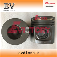 Caterpillar 3054 엔진 피스톤 키트 (핀 클립 포함)|kit kits|kit pistonkit engine -
