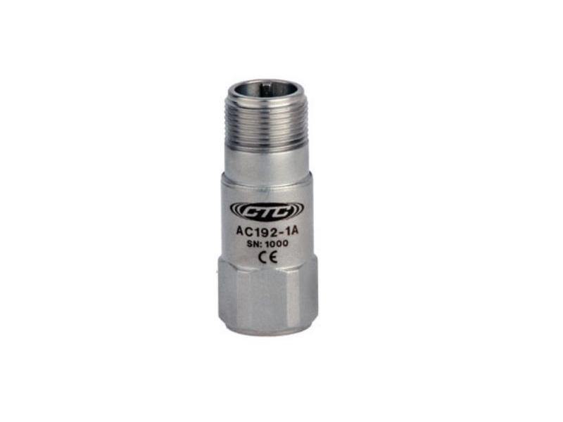 AC192-1A acceleration sensor, CTC vibration accelerometer
