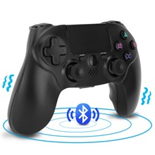 Bluetooth Gamepad Wireless Joystick For PS4 Controller Joypad Touch Panel For Sony Playstation 4 Games Console Switch Controller gamepad wireless bluetooth joystick for ps3 controller wireless console for sony playstation 3 game pad switch games accessories
