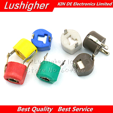 US $1.5  20pcs JML06 1 6mm Trimmer Adjustable Capacitor 5PF 10PF 20PF 30PF 40PF 50PF 60PF 70PF 120PF 5P 10P 20P 30P 40P 50P 60P 70P 120P-in Capacitors from Electronic Components & Supplies on Aliexpress.com   Alibaba Group