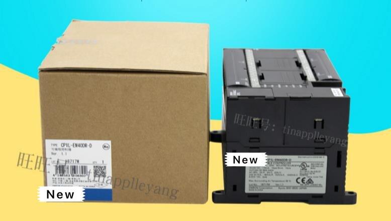 1 an de garantie Neuf d'origine Dans La boîte CP1L-EM40DR-D CP1L-EM30DR-D CP1L-EM40DT-D