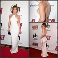 Autumn Winter Sexy Sleeveless See Through Mermaid Long Jennifer Lopez Red Carpet Celebrity Dresses Vestidos