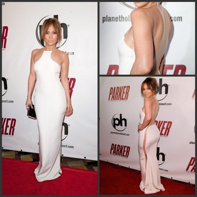 Outono inverno Sexy sem mangas ver através sereia longo Jennifer Lopez tapete vermelho Vestidos de celebridades Vestidos