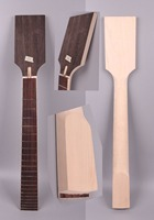 7 string guitar neck 22 fret maple rosewood wide guitar neck