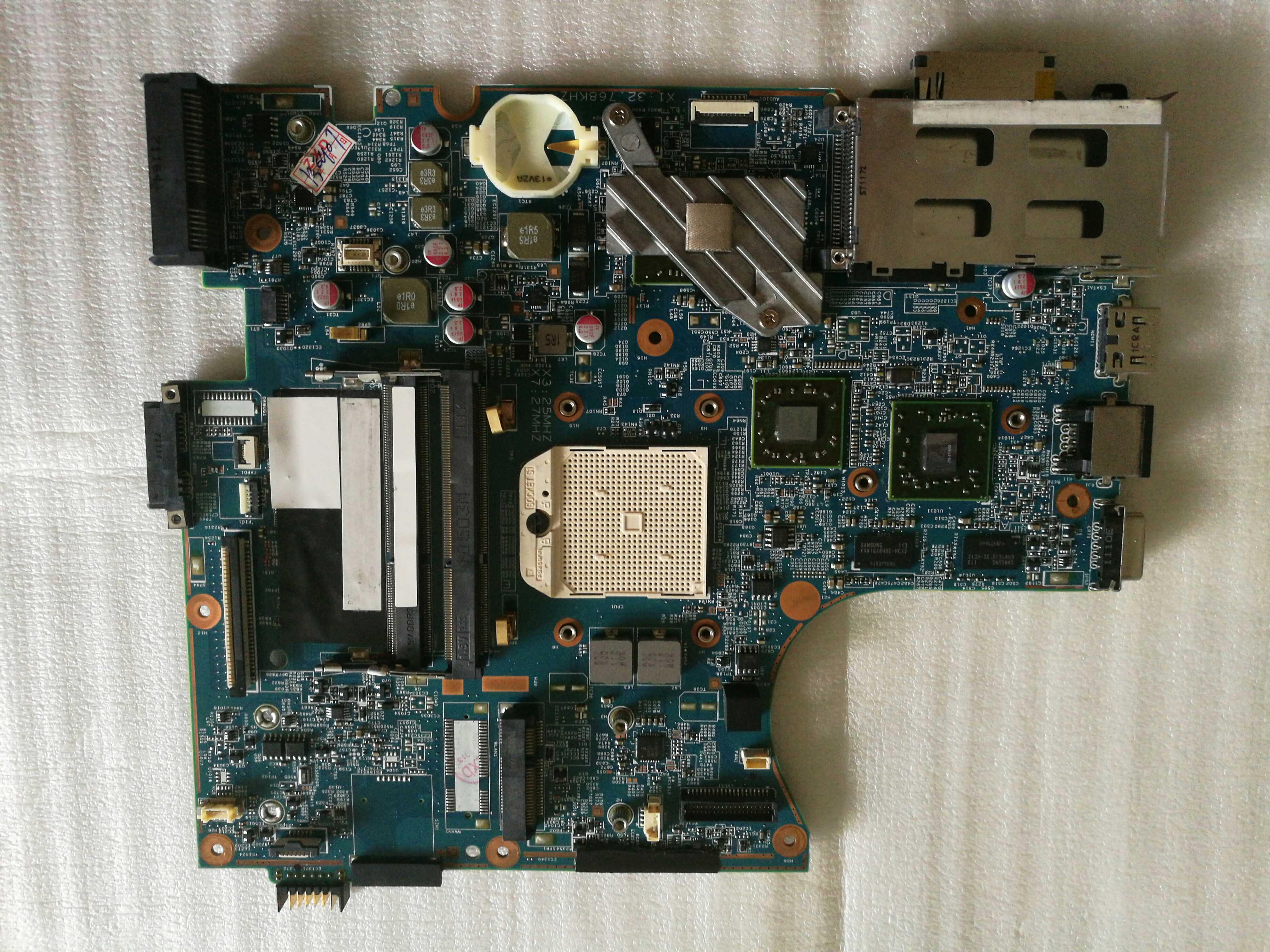 KEFU  HP ProBook 4525s Motherboard Full TESED OK 100% Original