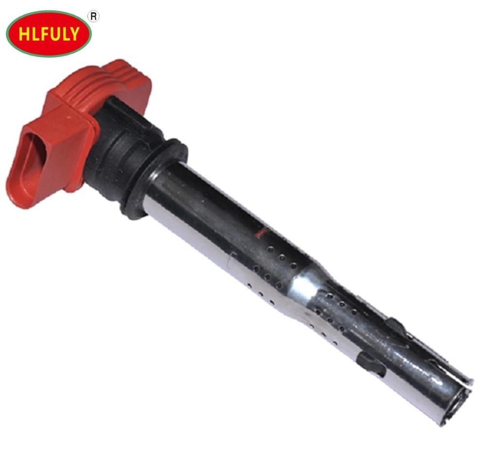 4 pcs ignition coil for vw 06E 905 115 D,  06E 905 115B,  06E 905 115 A,06E 905 115E