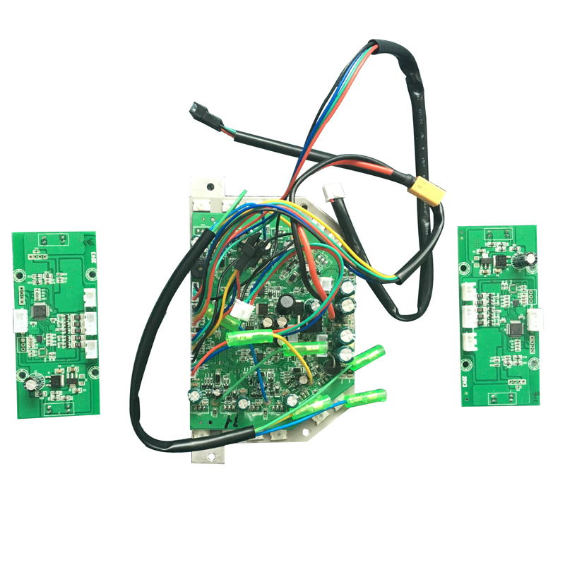 Cheap price 6.5 inch scooter control unit motherboard hoverboard a set mainboard for 2 wheel self balancing scooter motherboard circself balancing control circuit motherboard for hoverboard scooter repair parts