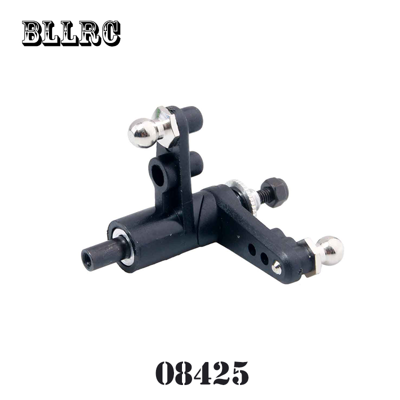 1: 10 RC HSP 08425 (08425E) Steering Assembly A For 1/10 RC Model Car 94108 94111 94188 Monster Truck Parts
