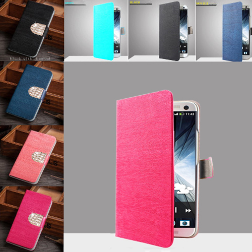 "Micromax AQ5001 Case Cover For Micromax AQ5001 AQ 5001 5.0"" Case TPU PU Leather Wallet Phone Protective Back Case For AQ5001"