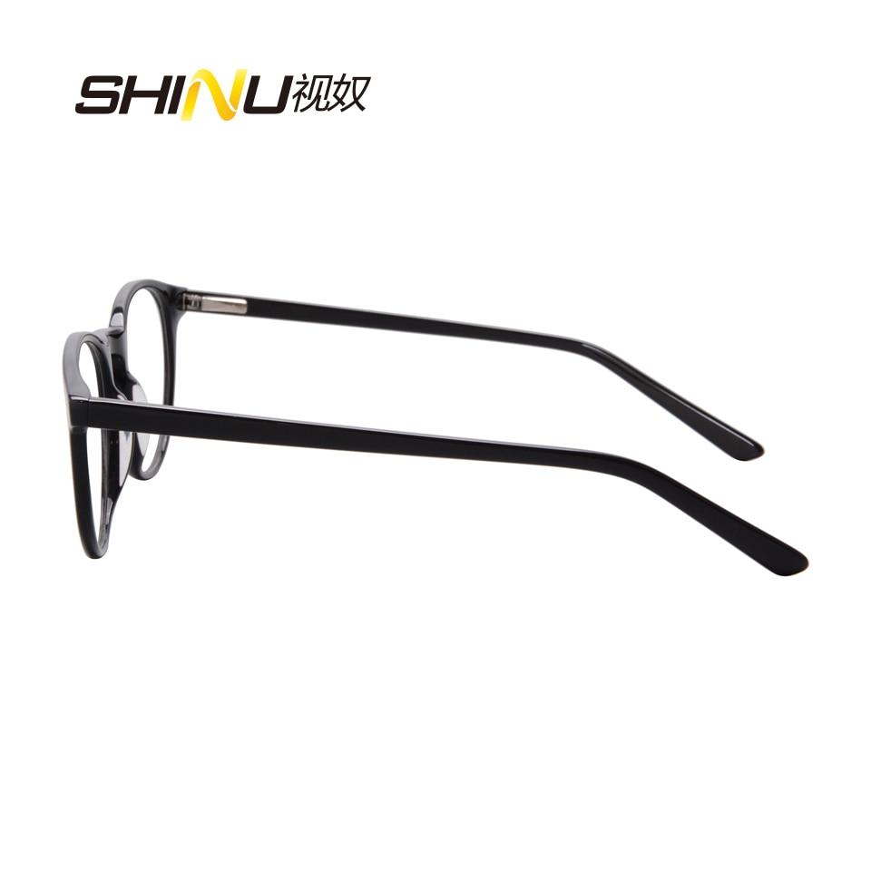 872ac9482b Aliexpress.com   Buy Top Fashion Women Eyeglasses Retro Vintage Round  Rimmed Acetate Optical Eye Glasses Frame Oculos De Grau Feminino SH045 from  Reliable ...
