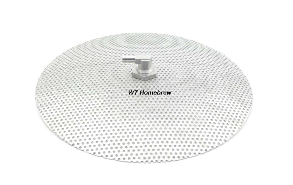 304 SS False Bottom -23cm Diameter, With 3/8