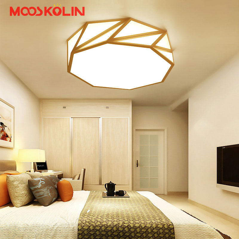 Modern LED Ceiling Light For Living Room Bedroom Study room fashion luminaire Home Fixtures Plafon led lamp With Remote Control black and white round lamp modern led light remote control dimmer ceiling lighting home fixtures