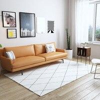 Moroccan Nordic Carpet Livingroom Home Simple Bedroom Carpet Sofa Coffee Table Rug Study Room Floor Mat Geometric Area Rugs