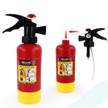 Fun Simulation Fire Extinguisher Toy Children Summer Swimming Water Spray Machine Game Kids Toys Funny Gadgets цена 2017