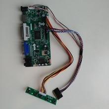 M.NT68676 HDMI DVI VGA LED LCD Controller board Kit DIY for LP156WH4(TL)(P1)/(TL)(P2) 1366X768 Panel