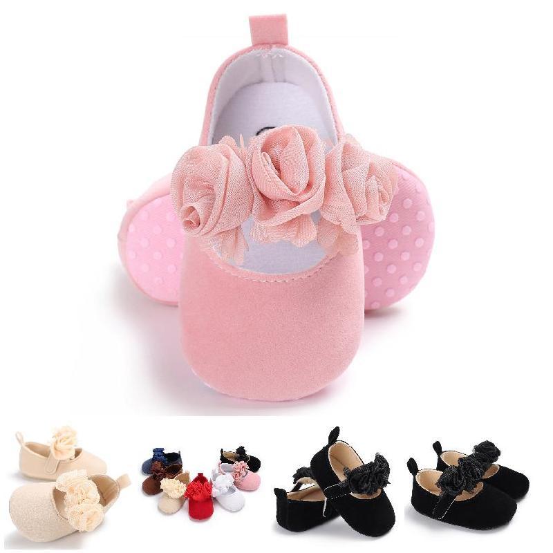 a18c7de76f330 1 paire enfants enfants bébé fille chaussures doux marcheurs apprendre la  mode pour 0-1 ans danse   ZJF - a.empyeria.me