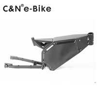The Newest Design Electric Bike Frame For 5000w Electric Bike Motor And High Power Lithium Battery