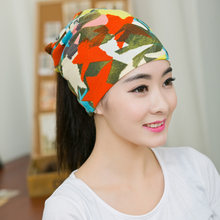 2e9abcc0397 1PC New Spring   Autumn Women Beanies Girls Caps Graffiti Muiti-Star Female  Beanie Hat 3 Way To Wear Bonnet Cool Warm Hat