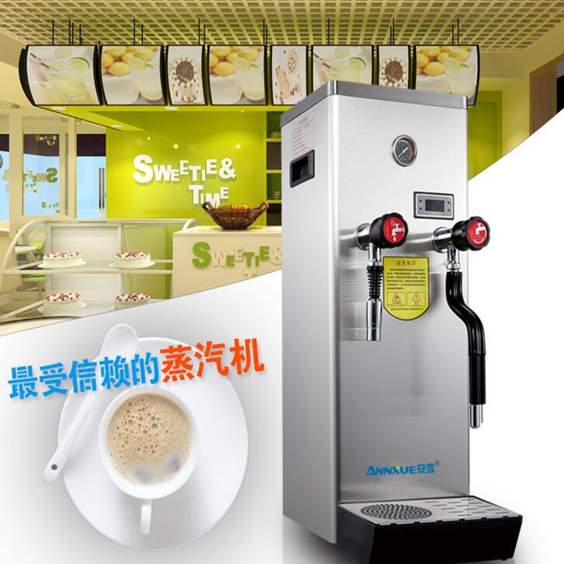 free ship Commercial Stainless Steel Steam Water Boiling Machine10L Make Espresso Coffee Milk Foam Machine Compact water boiler hl series desk top commercial water boiler machine milk warmer boiler for coffee bar shop 6 liters