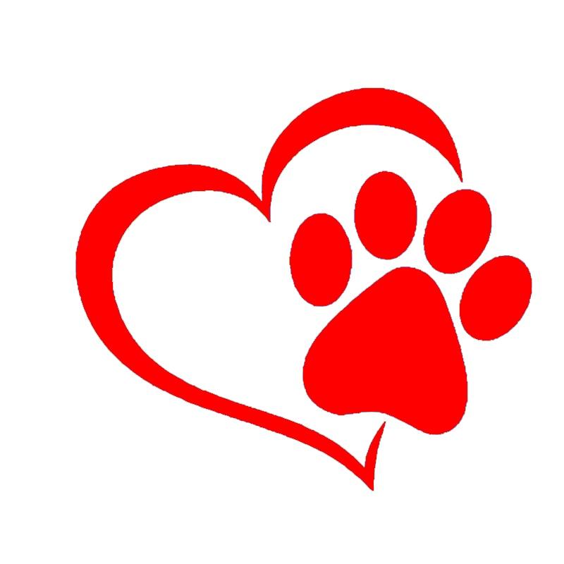 Online Get Cheap Paw Print Stickers Aliexpresscom Alibaba Group - Print stickers cheap