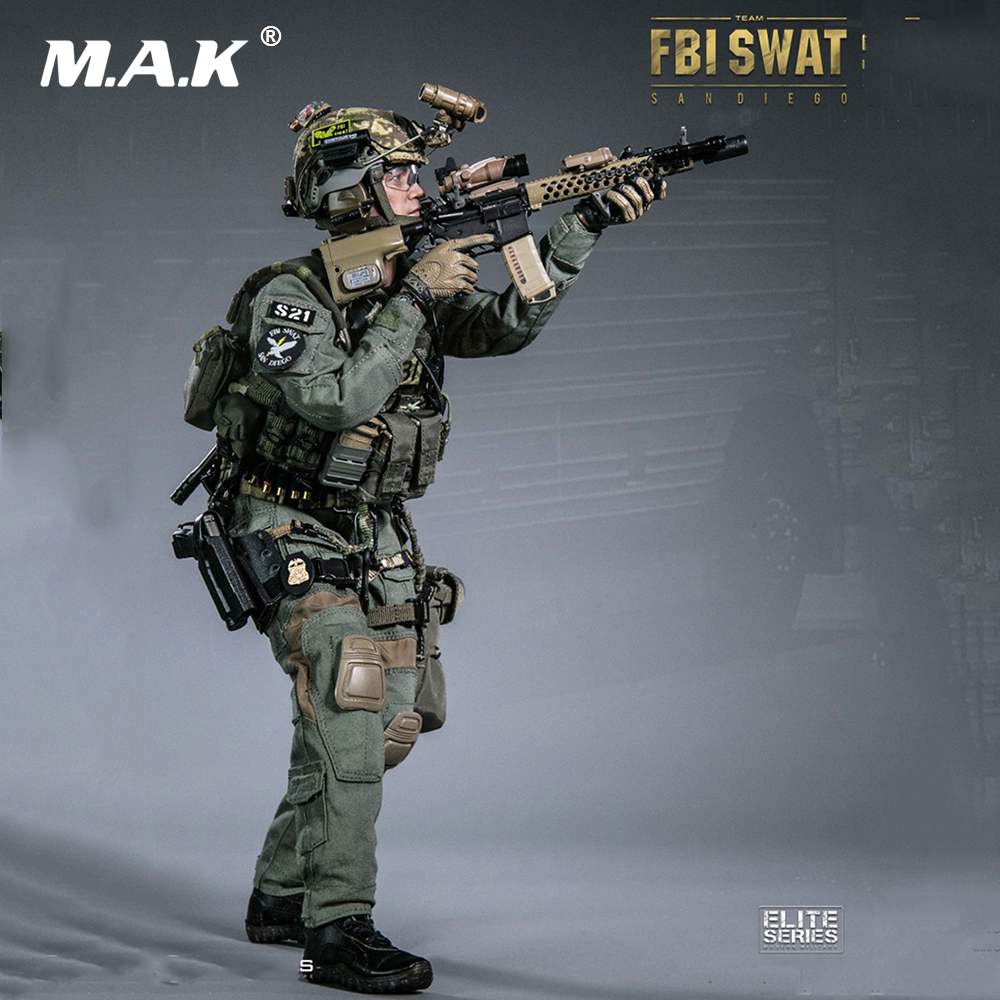 1:6 Full Set Man Figure FBI SWAT TEAM AGENT SAN DIEGO American Detective 78044 A for Collectible Gift1:6 Full Set Man Figure FBI SWAT TEAM AGENT SAN DIEGO American Detective 78044 A for Collectible Gift