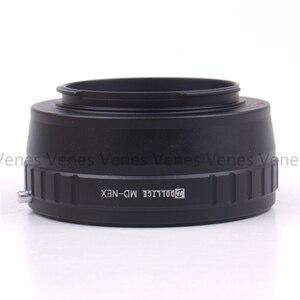 Image 3 - Venes MD NEX, adattatori per Obiettivi Fotografici Vestito Per Minolta MD Lens per Vestito per Sony NEX e Mount Fotocamera A6500 A6300 A5100 A6000 A5000 A3000 a7