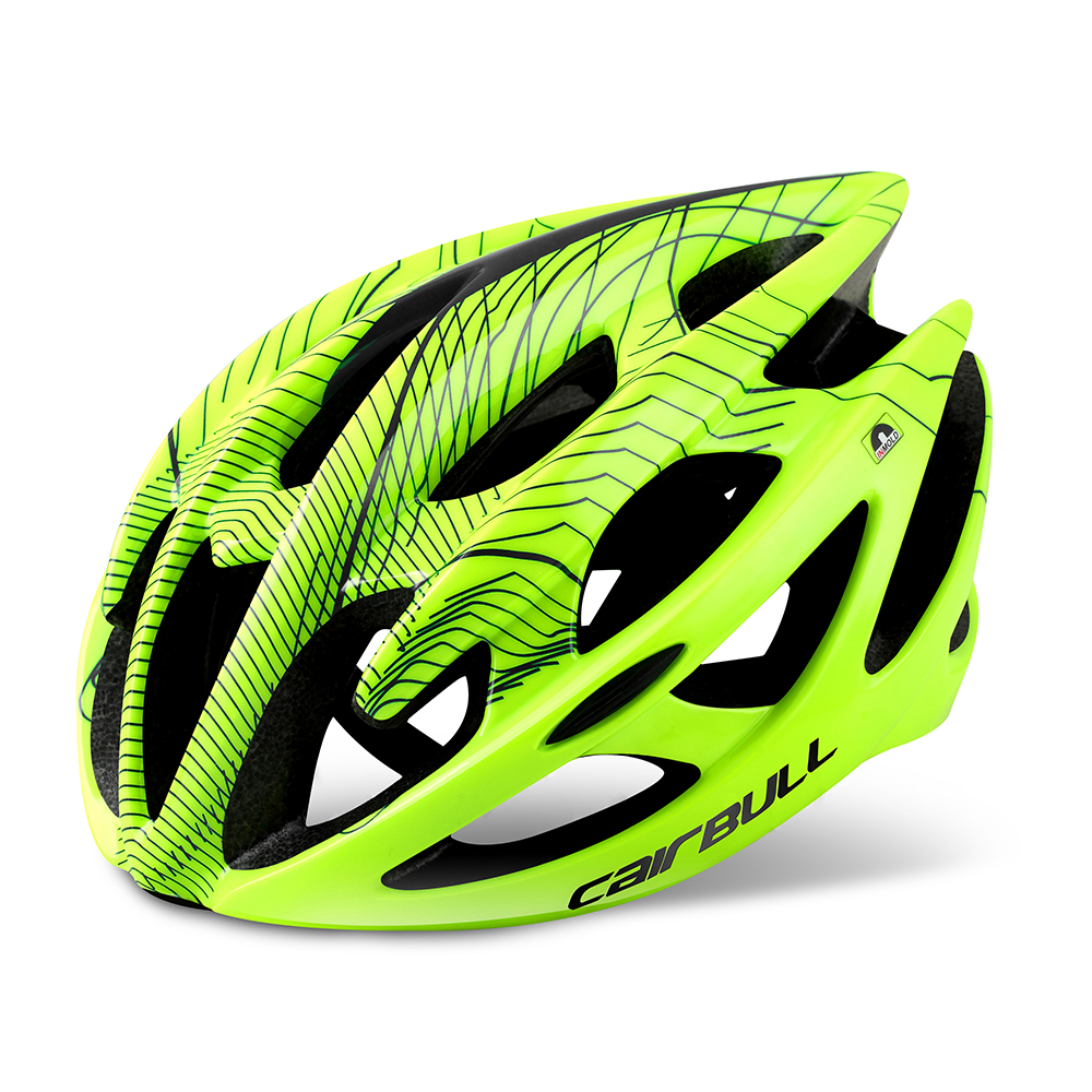 Cycling Helmet Bike Mountain-Bike Road Sports Superlight Breathable MTB 21-Vents