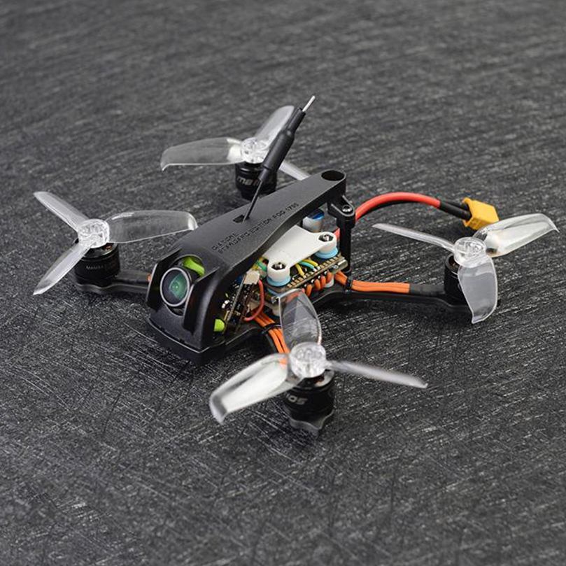 Diatone GTR249+ 115mm PNP 2.5 Inch FPV Racing Drone Quadcopter with <font><b>Mamba</b></font> <font><b>F405</b></font> <font><b>Mini</b></font> F25 4in1 ESC RunCam Micro Swift Camera image