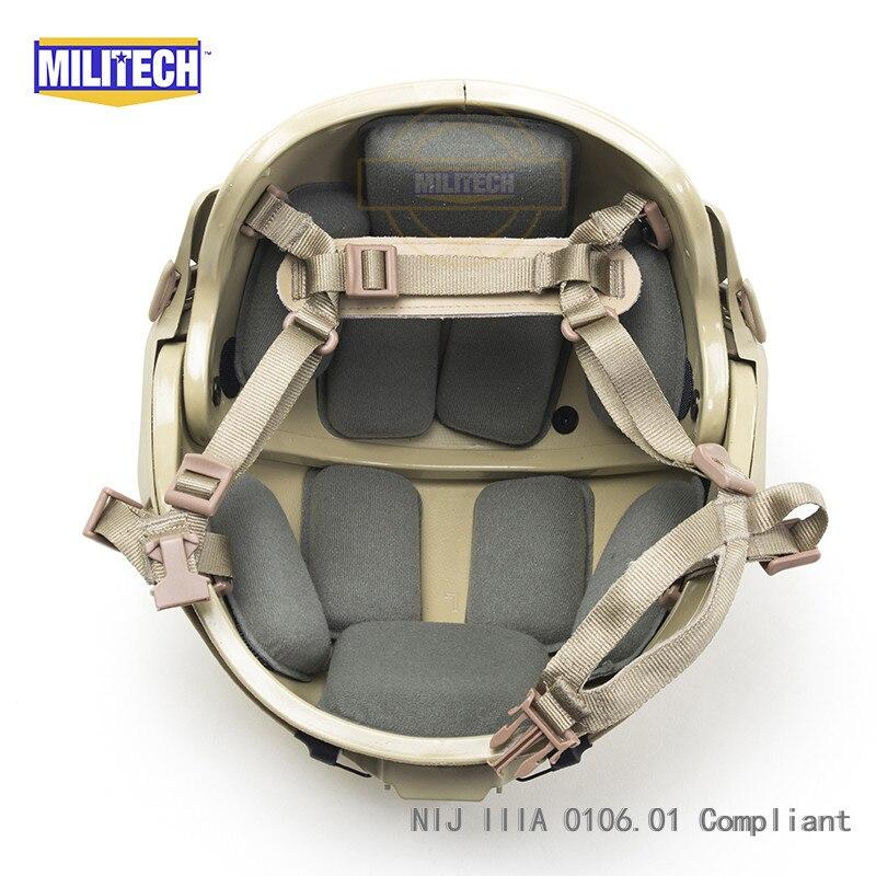 De Tan Airframe Cp Air Frame Vented Nij Iiia 3a Bulletproof Helmet Visor Set Deal Ballistic Helmet Shield Bullet Proof Mask Back To Search Resultssecurity & Protection