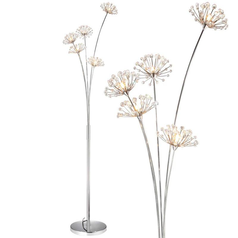 Lampe De Salon Sur Pied Moderne. Nordique Moderne Creative Oiseau ...