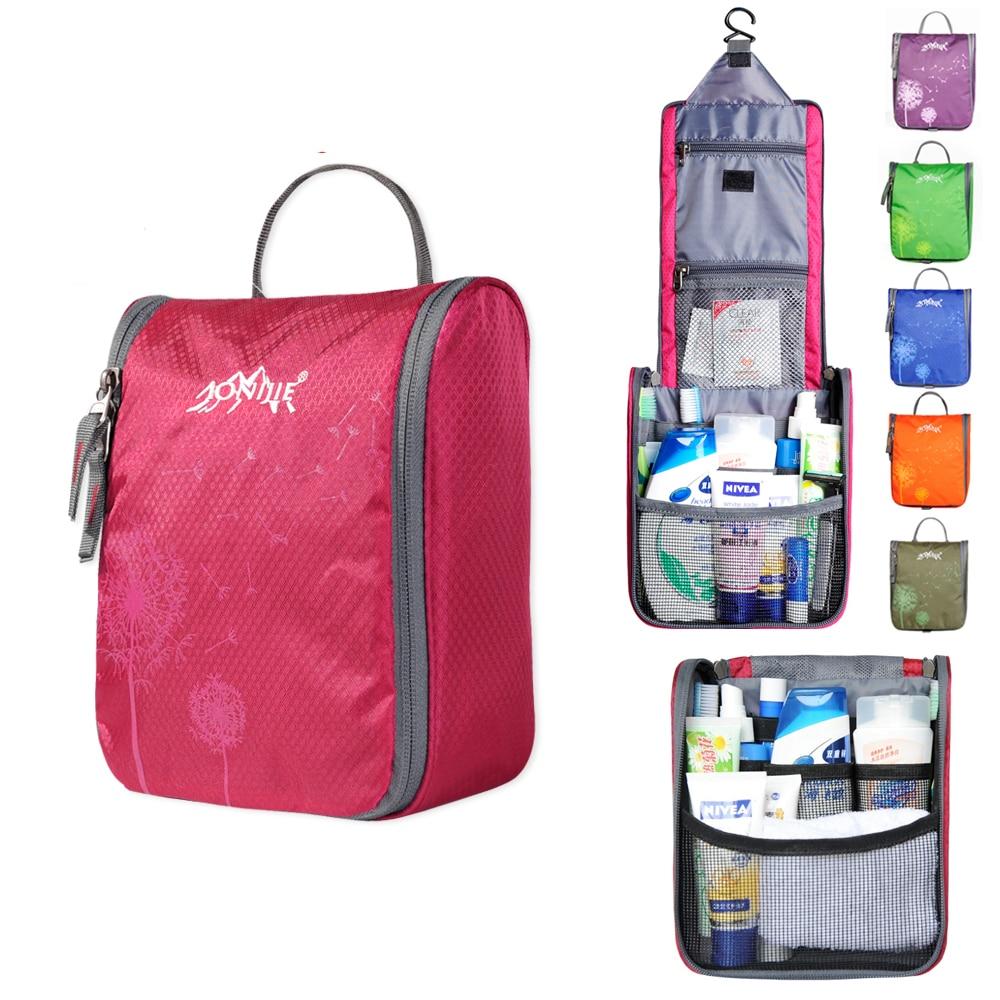 Waterproof Necessaries Makeup Organizer Toiletry Bag For