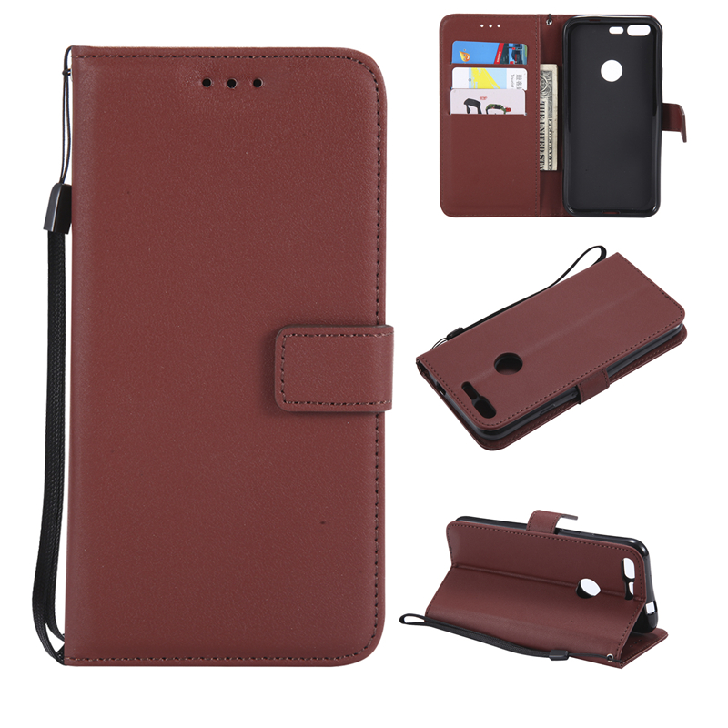 Flip PU Leather + Wallet Cover Case For Coque Google Pixel XL Case Phone Capa