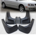 Accesorios 4 UNIDS/SET AJUSTE PARA 2004 2005 2006 HYUNDAI ELANTRA XD MUD FLAP GUARDABARROS GUARDABARROS GUARDIA