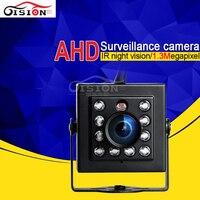 Gision 도매 3.6 미리메터 렌즈 1.3MP 달리 카메라 실내 미니 광장 HD 카메라 버스 트럭 택시 무료 배송