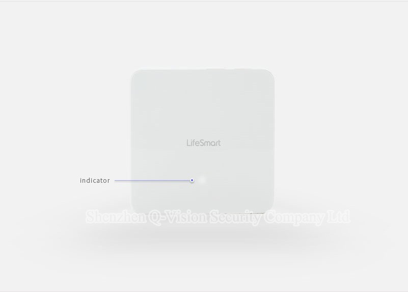 11--Lifesmart Smart Station Top Brand RF433MHz Wireless Smart Home Automation System WIFI Remote Control via VIA IOS Android Phone
