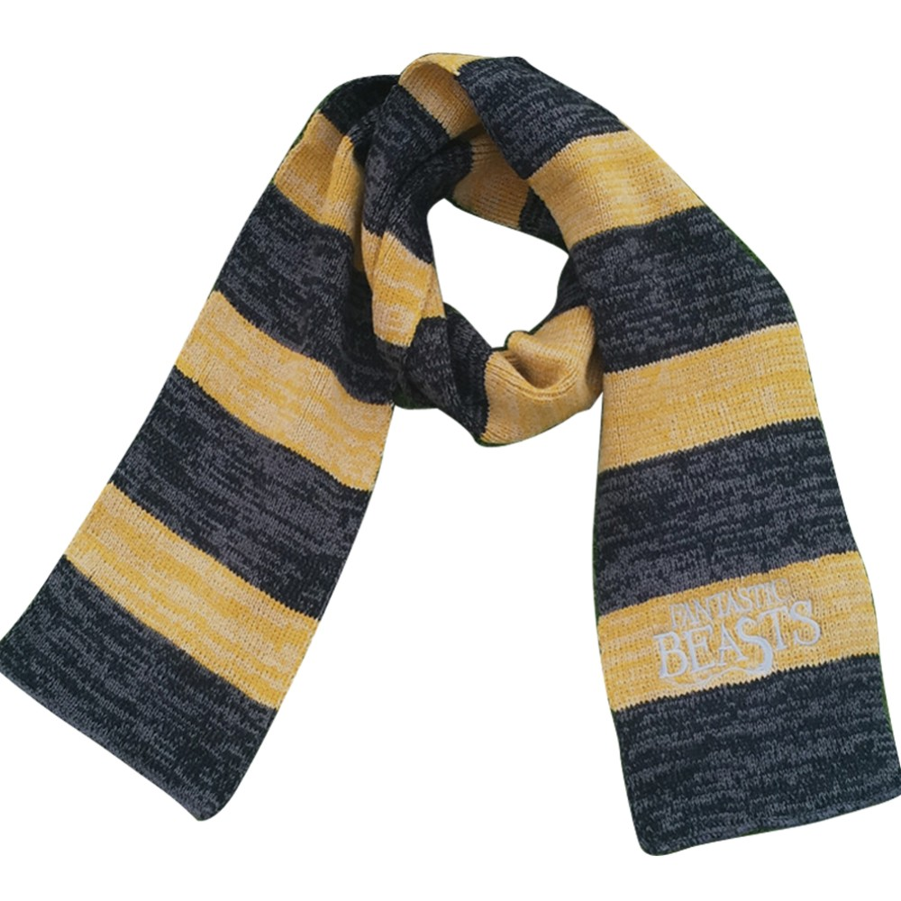 Fantastic Beasts and Where to Find Them Scarf Cosplay Scamander Scarf New