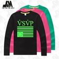 ROG CKY VSVP t shirt ROCKY men's Hip Hop t-shirt America Flag Print Cotton Tee Shirts Men Casual Clothing glow in the dark