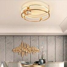 Luxury Modern LED Ceiling Chandelier for Living room bedroom Home chandelier Led Lamp Lighting 110v-220v