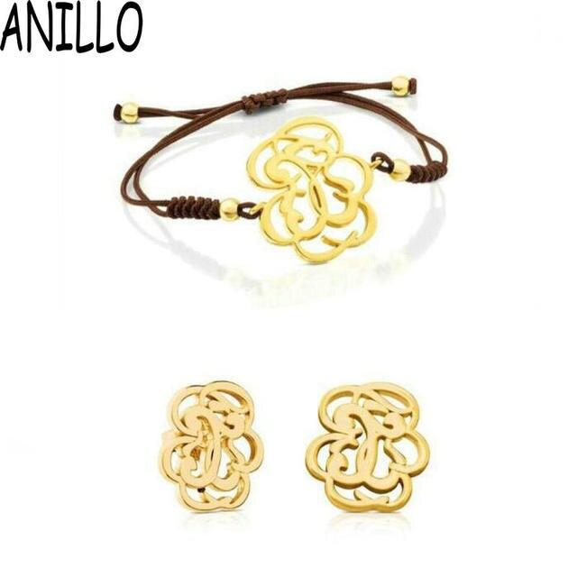 Earrings/Bracelet Set...