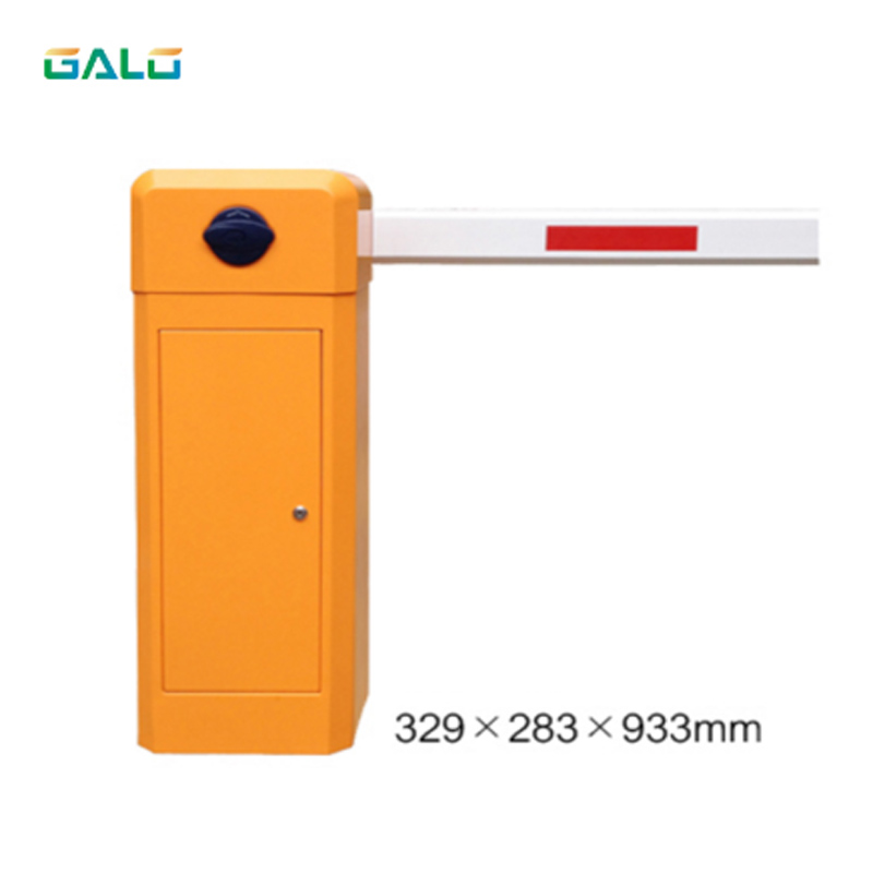 Remote Control Electric Guard Lifting Pole Automatic Barrier System Of Parking Lot Toll Gate Community Entrance Guardrail