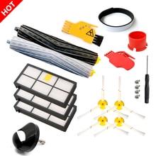 filter Debris Extractor side brush  for iRobot Roomba 800 900 Series 980 960 890 880 870 860 Caster Assembly Front Castor Wheel