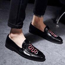 2018 Hete verkoop Herenschoenen Echt leer Ontwerp Ademend Schoenen Lente Herfst sneakers Heren Sapatos Masculinos hardloopschoenen