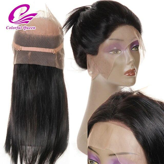 360 lace frontal wig straight peruvian virgin hair straight baby 360 lace frontal wig straight peruvian virgin hair straight baby hairline full lace front natural human pmusecretfo Gallery