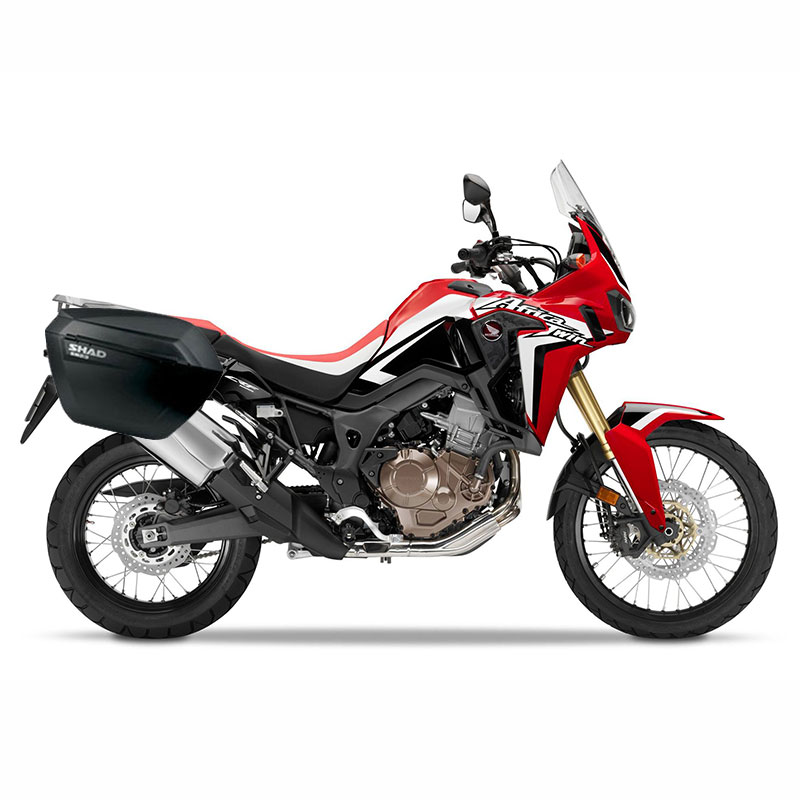For HONDA AFRICA TWIN CRF1000L CRF 1000L 2016 2017 SHAD