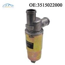Быстрая 35150-22000 3515022000 для hyundai Elantra Accent Scoupe холостого хода воздушный регулирующий клапан 0280140505
