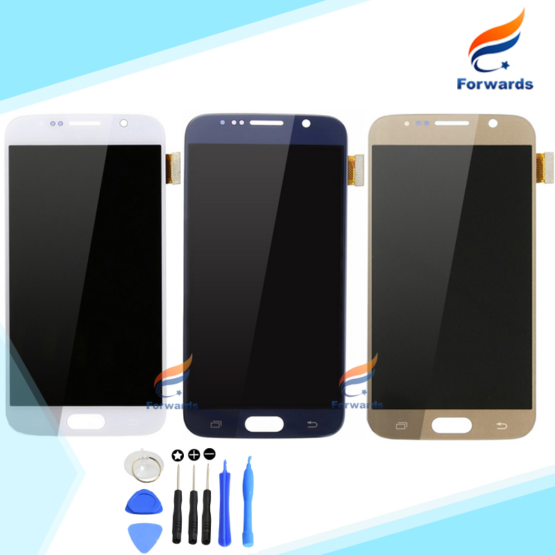 Replacement for Samsung Galaxy S6 G920A G920F G9200 Lcd Screen Display with Touch Digitizer Tools Assembly 1 piece free shipping