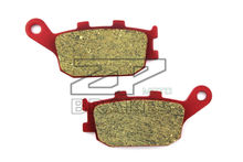 Motorcycle parts Ceramic Brake Pads Fit HONDA CBF 600 N8/N9/NA (No ABS) 2008-2011 Rear OEM New Red Composite Free shipping