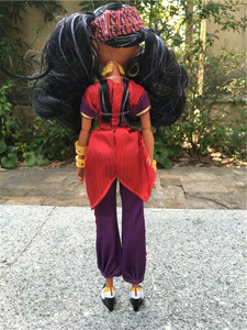 """Image 5 - Disney Descendants Genie Chic Freddie Isle of the Lost 11"""" Toy Doll Action Figure New No Package"""