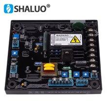 MX450 контроллер электродвигателя переменного тока аксессуары для генератора автоматический генератор с регулятором напряжения цепи AVR для электрический генератор переменного тока